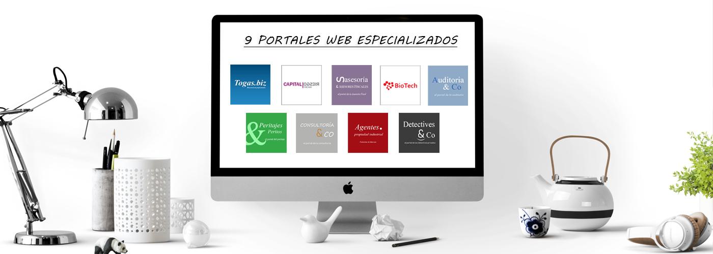 Portales web Professional Newco